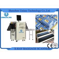Quality High Penetration X Ray Inspection Machine , X Ray Baggage Scanner Machine wholesale