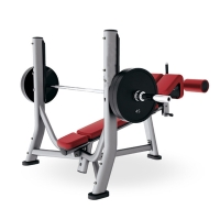 Quality Commercial Weight Bench Rack , Folding Bench Press Rack Full Range Motion Movement wholesale