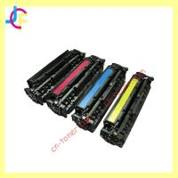 China Remanufactured HP CB540/541/542/543A Color Toner Cartridge on sale