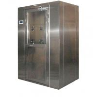 Quality Single / Double Person Air Shower Unit Great Sealing Performance With HEPA Filter wholesale