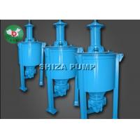 Quality Af Paper And Flotation Froth Pump , High Head Gold Mining Mf Pump 350rpm - 1800rpm wholesale