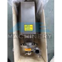 Quality SS304 316L Double Flushed Water Pump Centrifugal  304 316 beer pump wholesale