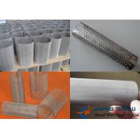 Quality Woven Wire Mesh & Expanded Metal & Perforated Metal Filter Tube wholesale