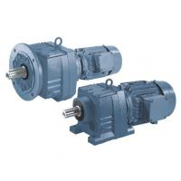 Quality Crane Worm-Gear Speed Reducer , Geared Box For Material Handling wholesale