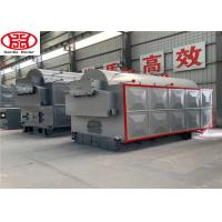 China Biomass Wood Chips Pellet Coal Fired Steam Boiler 1 - 4 Ton 100 Psi For paper making on sale