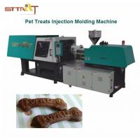 Quality Oil Proof Pet Food Production Line With Colorful Touch Switch Control Panel wholesale