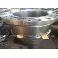"Quality Carbon Steel Flange  Forgings Q + T Heat Treatment PN250 Class1500 WN RTJDN100  NPS4"" DN150 NPS6"" DN300 wholesale"