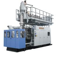 China 200 Litre 220L Extrusion Blow Molding Machine , Bucket Drum Plastic Water Tank Manufacturing Machine on sale