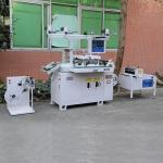 Quality High Strength Automatic Die Cutting Machine Safety Tag Sticker Die Cutter Machine wholesale