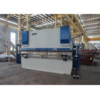 Cheap 300 Ton Hydraulic NC Press Brake Machine 5M With CE Safety Certification for sale