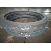 Quality AISI ASTM  DIN CK53 BS060A52 XC 48TS Carbon Steel Forgings Rings Forging 3.1 Certificate wholesale