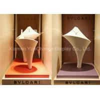 Quality Spray Color Finish Fiberglass Display Rack , Custom Display Racks OEM / ODM wholesale