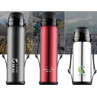 Quality Triple Wall 65mm 800ml Thermos Vacuum Insulated Bottle wholesale