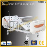 China Abs Hospital Manual Bed 3 Cranks Ce/ISO on sale