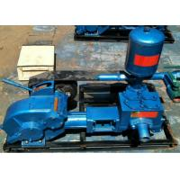 China Three Cylinder Piston 160L/Min Cement Grout Pump on sale