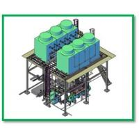 Quality 1 MW - 10MW Power ORC Turbine Generator For Low - Grade Heat Recovery wholesale