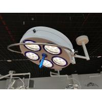 Quality Shadowless Ceiling Mounted Examination Light With Single Dome 50000 Hours wholesale