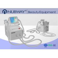 China Bottom Price for 8 treatment heads cryolipolysis & cavitation slimming machine on sale