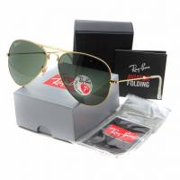 Cheap  Metal frame sunglasses  Ray Ban Sunglasses  3025  1:1 for sale