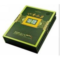 Quality High-end popular paper green tea packaging gift box wholesale