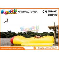 Quality 0.9mm PVC Tarpaulin Colorful Inflatable Water Toys ,  Inflatable Water Blob For Jumping wholesale