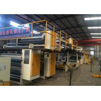 Quality 70 Meters Corrugated Paperboard Production Line For Five Layer Cardboard Making wholesale
