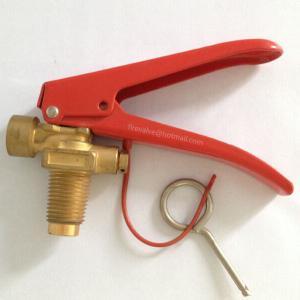 Quality co2 extinguisher valve wholesale