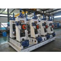 Quality Automatic Welded Pipe Production Line / Steel Pipe Making Machine wholesale