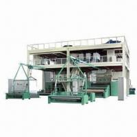 China Nonwoven Fabric Production Line on sale