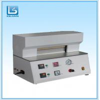 2.5m/s Impact speed Film Impact Tester , Drop Dart Impact Tester With DC Solenoid Control