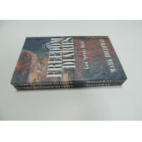Quality Softcover Books Printing Service Sewn binding For Entertainment / Education wholesale