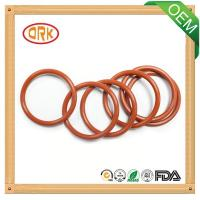 China Red Standard / Nonstandard NBR O Ring Water Resistance For Pump Seal on sale