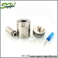 Quality Carllr V2 RDA Dripping Atomizer Positive Screw On Pole For Easy Locking wholesale