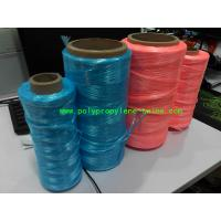 3000D - 5000D Denier Packing Poly Twine Rope  Untwist Fibrillated Type