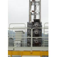 Quality Rack And Pinion Construction Material Hoist SC320-320 Max Lifting Height 450M wholesale