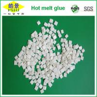 Quality Adhesive For Textbook / Notebook Hot Melt Edge Banding For Bookbinding EVA Granule wholesale