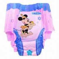 Quality baby diaper manufacture wholesale