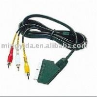 Quality Scart to AV cable wholesale
