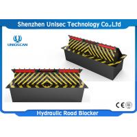 Quality Heavy Duty Electric Security Hydraulic Road Blocker For Police Station wholesale