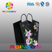 Quality Women Promotion Cutom Printing Paper Gift Bag , Customized Paper Bags / Shopping Bags wholesale