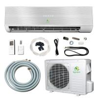 China Fast Cooling Split Air Conditioner / Inverter Air Conditioner Led Display Panel on sale
