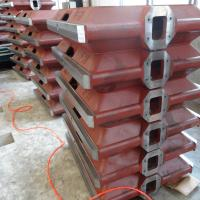 Quality Ductile Iron Moulding Box In Foundry Grey Iron Foundry Casting With HT250 wholesale