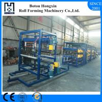Quality Roofing Sandwich Panel Production Line Cr12 Cutting Blade Material wholesale