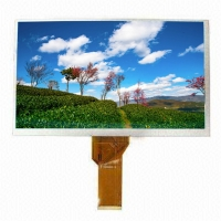 """Quality 151.68*85.92mm 7"""" TFT LCD Display With Capacitive Touch Panel wholesale"""