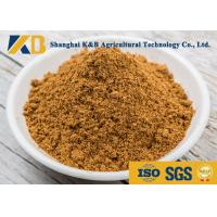 Quality Ash Dried Fish Meal Powder EPA+DHA Nutritious 2% Crude Easy Decompose wholesale