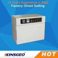 Buy cheap ASTM-D3012 Uv Testing Equipment , UV Aging Chamber Touch Screen from wholesalers