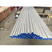 China UNS S30815 Cold drawn Duplex Stainless Steel Pipe ASTM A312 Standard on sale