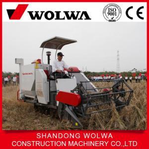 Quality W4SD-2.0D mini combine harvester rice combine harvester price for sale wholesale