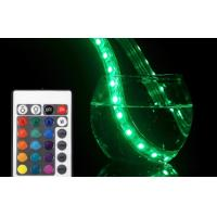 Quality Extremely luminous DC12/24V RGB LED Strips Light with wide viewing angle wholesale