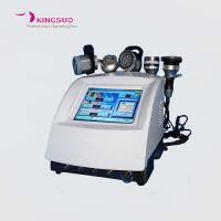 Quality 5 in1 bio led rf body shaping vacuum ultrasound cavitation for fat reduction wholesale